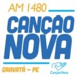 Logo da emissora Rádio Canção Nova 1480 AM