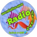 Logo da emissora Rádio Eficaz
