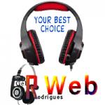 Logo da emissora GR Web Rádio