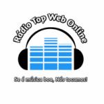 Logo da emissora Rádio Top Web Online