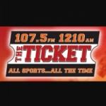 Logo da emissora WTXK 1210 AM