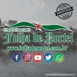 Logo da emissora Rádio Folha De Portel