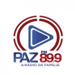 Logo da emissora Rádio Paz FM Palmas