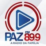 Logo da emissora Rádio Paz 89.9 FM