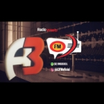 Logo da emissora Rádio Web A3 FM