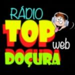 Logo da emissora Rádio Top Doçura Web