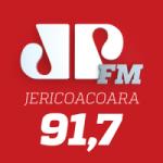 Logo da emissora Rádio Jovem Pan 91.7 FM