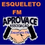 Logo da emissora Rádio Esqueleto Da Moda FM
