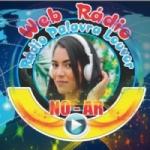 Logo da emissora Rádio Palavra Louvor
