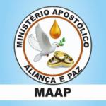 Logo da emissora Rádio Aliança e Paz