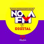 Logo da emissora Nova FM Digital