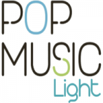 Logo da emissora Rádio Pop Music Light