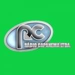 Logo da emissora Rádio Capanema 90.5 FM