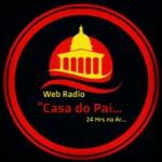 Logo da emissora Rádio Web Casa do Pai