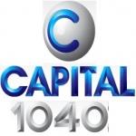 Logo da emissora Rádio Capital 1040 AM
