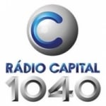 Logo da emissora Rádio Capital 1040 AM