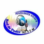 Logo da emissora Pentecostes Stereo 92.3 FM