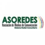 Logo da emissora Asoredes Radio
