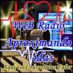 Logo da emissora Rádio Aproximando Vidas