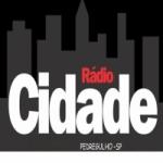 Logo da emissora Rádio Cidade Pedregulho