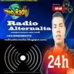 Logo da emissora Rádio Alternalta