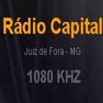 Logo da emissora Rádio Capital 1080 AM