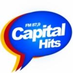 Logo da emissora Rádio Capital Hits  87.9 FM