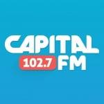 Logo da emissora Rádio Capital 102.7 FM