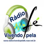 Logo da emissora Rádio Vivendo Pela Fé