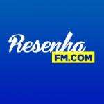 Logo da emissora Rádio Resenha FM