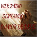 Logo da emissora Web Rádio Semeando O Amor De DEUS
