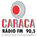 Logo da emissora Rádio Caraça 90.5 FM