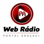 Logo da emissora Rádio Portal Araçagi