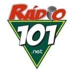 Logo da emissora Rádio 101