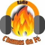 Logo da emissora Rádio Chamas Da Fé
