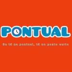 Logo da emissora Rádio Pontual
