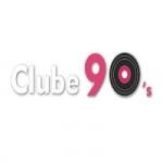 Logo da emissora Rádio Clube 90's