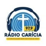 Logo da emissora Rádio Carícia 97.9 FM