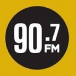 Logo da emissora WVAS 90.7 FM
