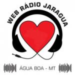 Logo da emissora Web Rádio Jaraguá
