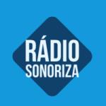 Logo da emissora Rádio Sonoriza