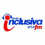 Logo da emissora Rádio Inclusiva 87.9 FM
