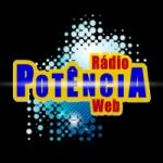 Logo da emissora Rádio Potência Web