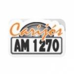 Logo da emissora Rádio Carijós 92.3 FM