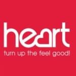 Logo da emissora Radio Heart Newbury 105.6 FM