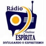 Logo da emissora Rádio Espírita Online
