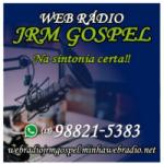 Logo da emissora Web Rádio JRM Gospel