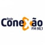 Logo da emissora Rádio Conexão 98.1 FM