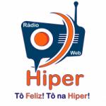 Logo da emissora Rádio Hiper TV