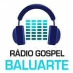 Logo da emissora Rádio Gospel Baluarte